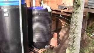 Download Anaerobic Biogas Digester and methane production (1/2) Video