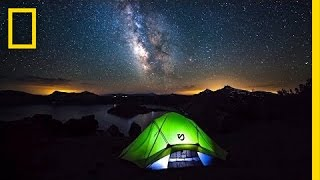 Download Dazzling Time-Lapse Reveals America's Great Spaces | National Geographic Video