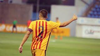 Download Sergi Palencia vs Hercules (27/8/16) ● Barcelona B Video