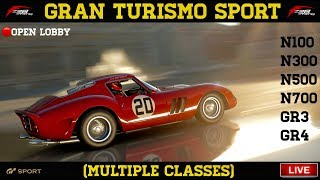 Download GT Sport - Multiple Classes - Online Lobby Video