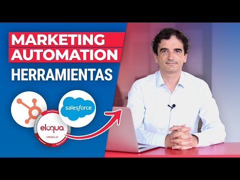 Herramientas de Automatización del Marketing o Marketing Automation