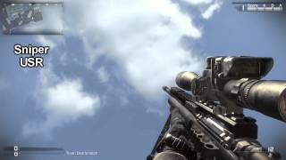 Download Call of Duty: Ghosts All Weapons (HD) Video