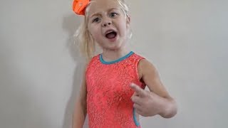 Download HILARIOUS DANCE CLASS WITH 4 YEAR OLD TEACHER!!! (SHE'S INSANE) Video