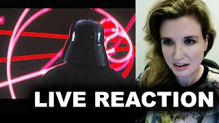 Download Rogue One Trailer Reaction - Darth Vader Video
