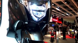 Download EICMA: NEW HONDA INTEGRA (VIDEO IN 4K) Video