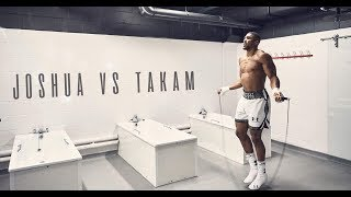 Download Stepping Into The Dragons Den ~ Anthony Joshua Video