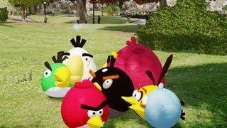 Download GTA 4 Angry Birds & Bad Piggies Video