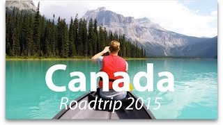 Download Canada - Road Trip 30 days of awesomeness Video
