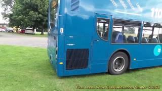 Download Arriva Sapphire ADL Dennis E40D Alexander Enviro 400 1933 (SN15 LNV) Video