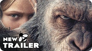 Download WAR FOR THE PLANET OF THE APES Film Clips & Trailer (2017) Planet Of The Apes 3 Video