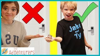 Download Don't Choose The Wrong Mystery Door Challenge / That YouTub3 Family I The Adventurers Video