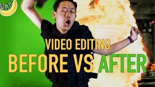 Download Video Editing: Before VS After Video