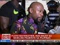 Download UB: Floyd Mayweather, nag-enjoy sa maikling pagbisita sa Pilipinas Video