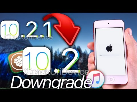 Downgrade iOS 10.2.1 to iOS 10.2 & Jailbreak Yalu - UPDATE iPhone, iPad & iPod! (KEEP DATA)