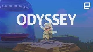 Download Super Mario Odyssey hands-on Video