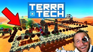Download DID I CREATE FAST TRAVEL?!?! - TerraTech #9 Video