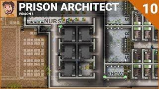 Download Let's Play - Prison Architect (Prison 8) - Part 10 Video