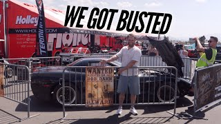 Download Rotary Corvette SNUCK into LS Fest! They detained us. Video