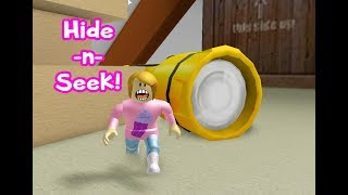 Download Roblox Hide And Seek Extreme With Molly! -Toy Heroes Games Video
