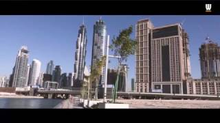 Download We take a stroll along the newly-opened Dubai Canal Video