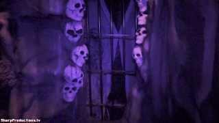 Download House of Horrors (Full Walkthrough) Universal Studios Hollywood Video