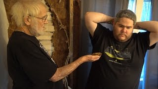 Download GRANDPA RIPPED HIS WALL OUT!! Video