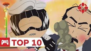 Download TOP 10: A South Park: The Fractured But Whole legdurvább poénjai Video