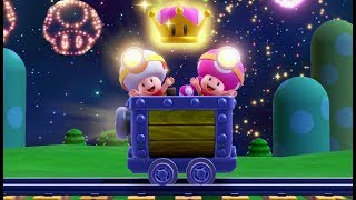 Download Captain Toad Special Episode DLC - Secret Final Level - Chaos in the Grand Labyrinth Video