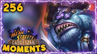 Download Patches The Pirate Combo!! | Hearthstone Gadgetzan Daily Moments Ep. 256 (Funny and Lucky Moments) Video