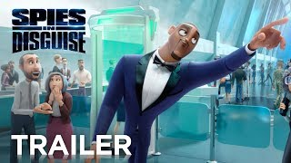 Download Spies in Disguise | Official Trailer 2 [HD] | 20th Century FOX Video