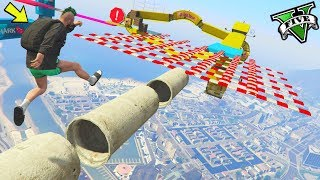 Download GTA 5 ONLINE 🐷 PARKOUR E TRIAL ESTREMO !!! 🐷 GARE PARKOUR 🐷N*182🐷 GTA 5 ITA 🐷 DAJE !!!!!! Video