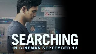Download SEARCHING - Official International Trailer - In Cinemas September 2018 Video