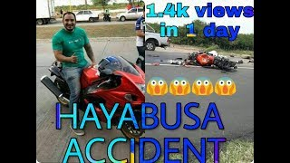 Download hayabusa brutal accident speed 300kmph😱😱😱😱😱 Video