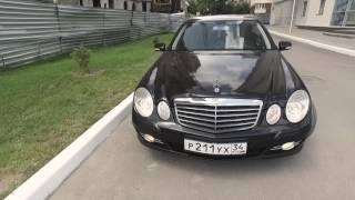 Download Старый Е-класс (W211) из немецкого такси. Живой?! Video