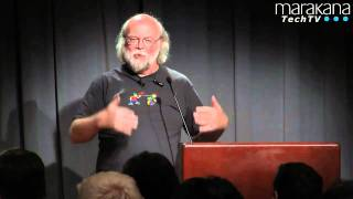 Download James Gosling on Apple, Apache, Google, Oracle and the Future of Java Video
