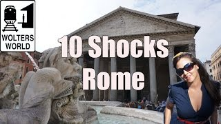 Download Visit Rome - 10 Things That Will SHOCK You About Rome, Italy Video