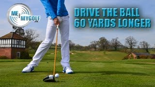Download DRIVE THE GOLF BALL 60 YARDS LONGER Video