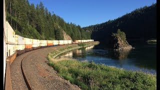 Download Whitefish, MT to Pasco, WA - Trainhopping The Highline Video