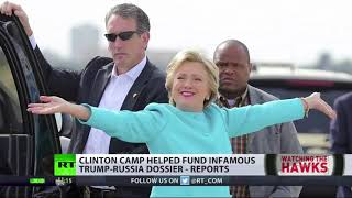 Download Hillary Clinton helped fund Trump-Russia dossier Video