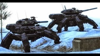 Download Russian Army Alien Tech Terminator Robots Cyborgs To Crush US Military. Don't Believe? Watch This. Video