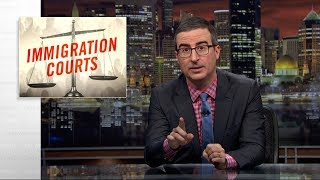 Download Immigration Courts: Last Week Tonight with John Oliver (HBO) Video