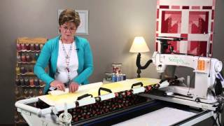 Download Quilting Pantographs with the HQ Simply Sixteen and HQ Little Foot Frame Video