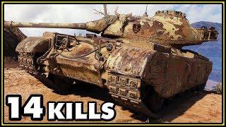 Download Progetto M35 mod 46 - 14 Kills - World of Tanks Gameplay Video