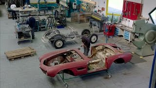 Download The Restoration of Elvis' BMW 507 Video