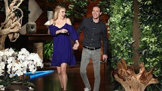 Download Ellen Meets a Formerly Paralyzed Man and His New Wife Video