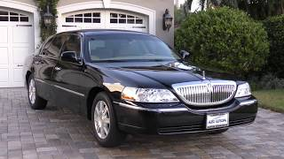 Download 2007 Lincoln Town Car Executive L Livery Review and Test Drive by Bill - Auto Europa Naples Video