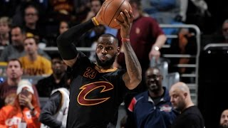 Download LeBron Passes Bob Cousy on All-Time Assists List | 12.01.16 Video