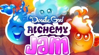 Download HAVE YOU TRIED THIS NEW GAME? DOODLE GOD ALCHEMY JAM Video