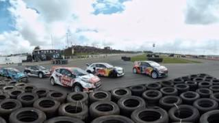 Download WorldRX 360 VR Experience with Ken Block and Andreas Bakkerud Video