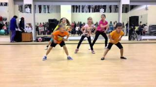 Download Zumba Kids with Yana - ″Gangnam Style″ Video